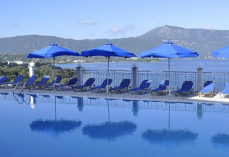 Kommeno Bella Vista, Κέρκυρα, Εξωτερική πισίνα