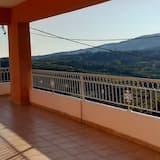 Studio Comfort, balkon, pemandangan laut terbatas - Pemandangan Balkon