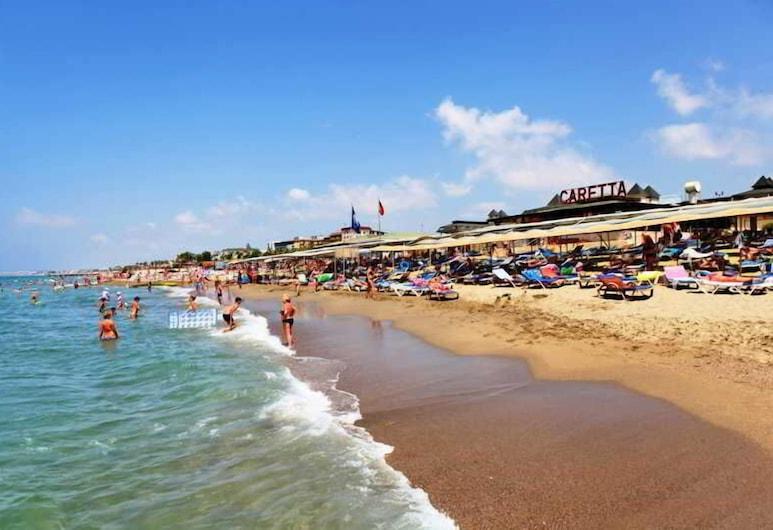 Caretta Beach Hotel, Alanya, Praia