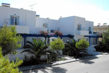 Milos bölgesindeki Anna Zisimos Rooms resmi
