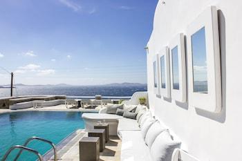 Hình ảnh Flaskos Suites tại Mykonos