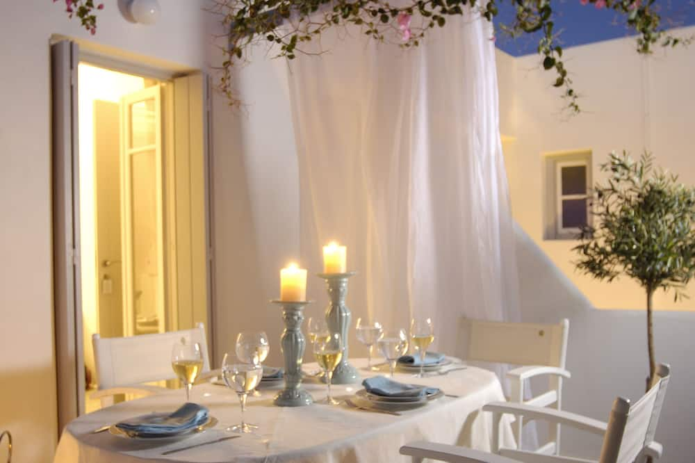 Superior Suite - Balcony