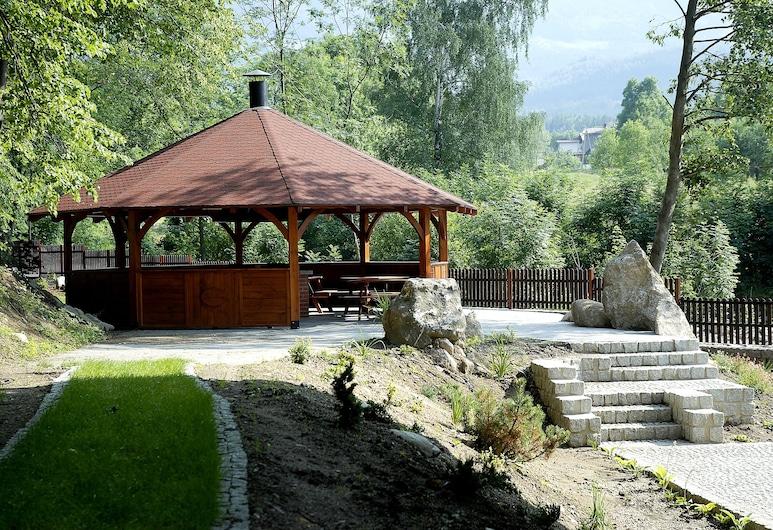 Hotel Nowa Ski, Karpacz, Jardim