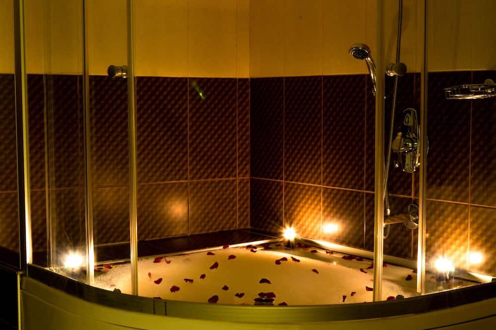 Sviitti, Poreamme - Kylpyhuone
