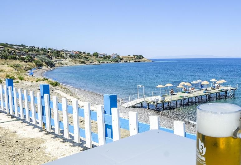 Karaburun Konak Hotel, Karaburun, Pláž