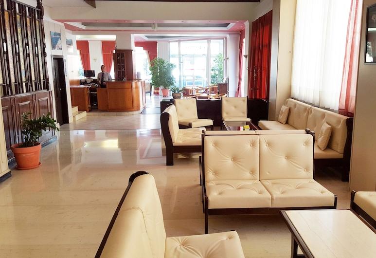 Philippos Hotel, Volos, Lobby Lounge