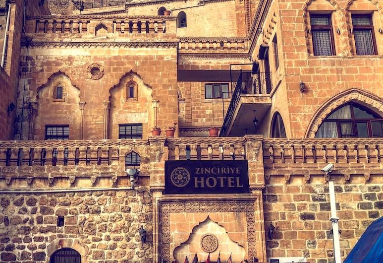 Zinciriye Hotel - Special Class, Mardin, Fachada del hotel