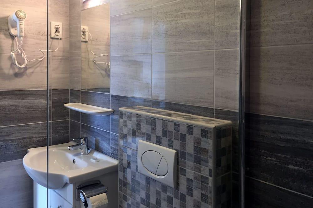 Apartment, 2Schlafzimmer - Badezimmer