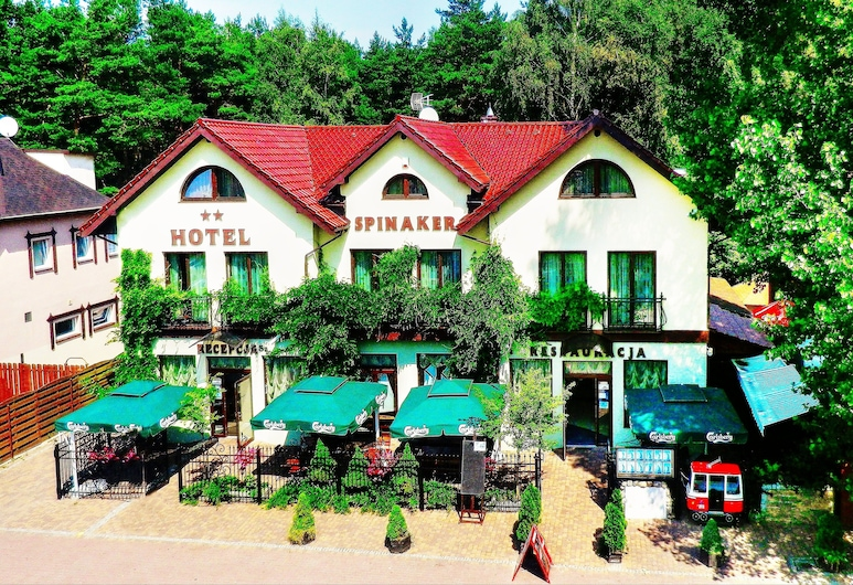 Hotel Spinaker, Leba