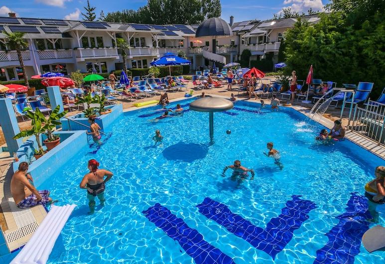 Hotel Silver superior, Hajduszoboszlo, Outdoor Pool