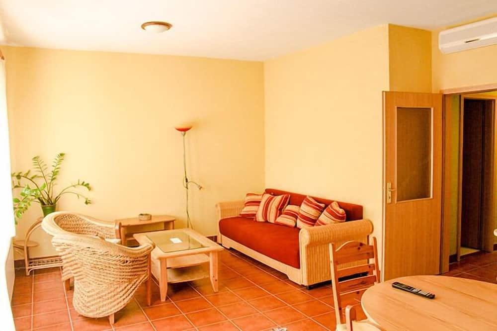 Sviitti, 2 makuuhuonetta - Olohuone