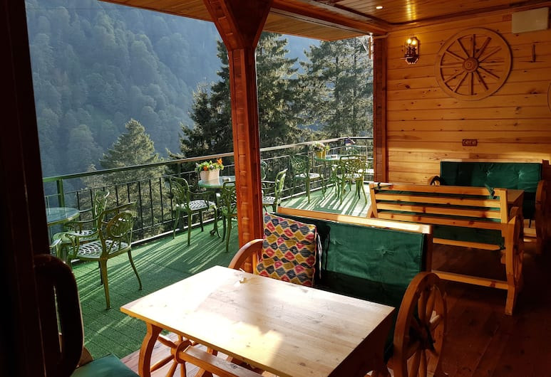 Ayder Doga Resort, Camlihemsin, Khu lounge khách sạn