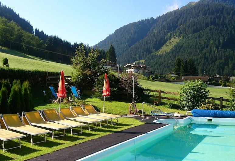 Aschauer Hof, Kirchberg en Tyrol, Piscine en plein air