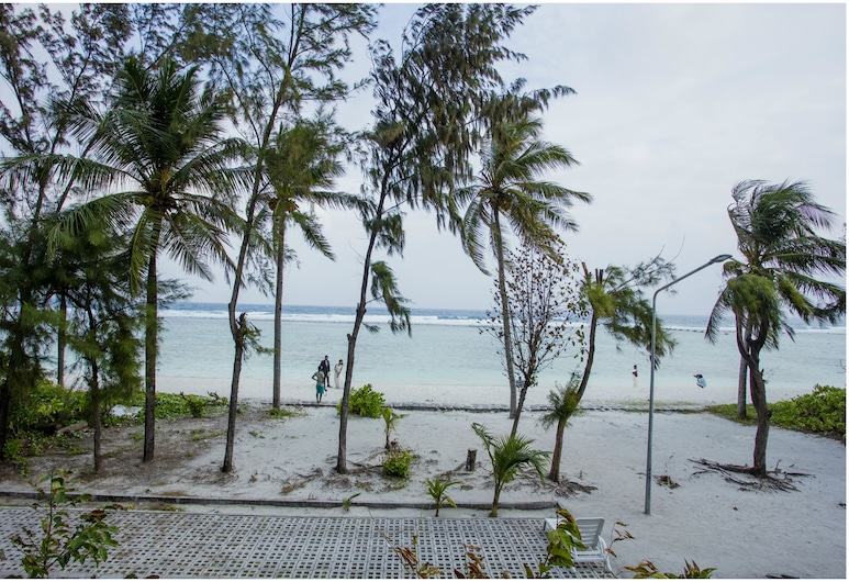 Ripple Beach Inn, Hulhumalé, Playa