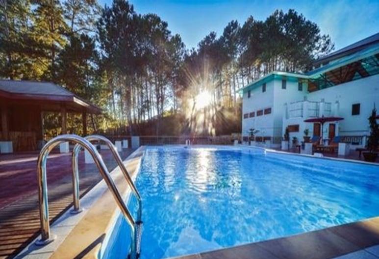 Pine Hill Resort, Kalaw, Bazén