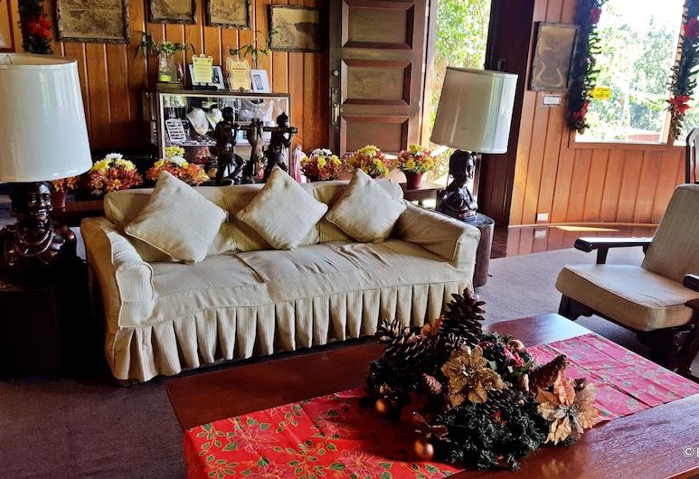 Mountain Lodge, Baguio, Περιοχή καθιστικού