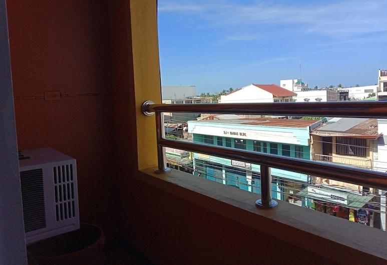 加西亞黎牙實比宅邸酒店, 卡利波, 陽台