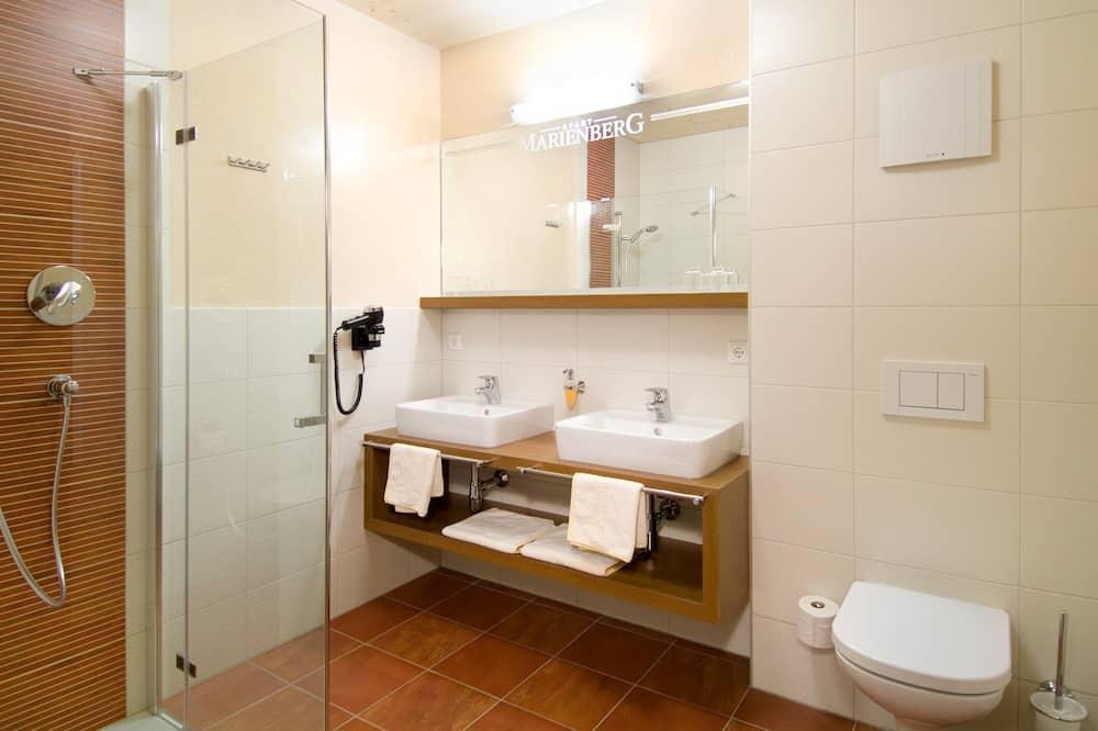 Appartement (Zugspitze) - Salle de bain