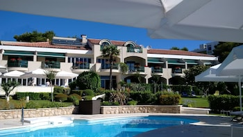Foto van Hotel Villa Radin in Vodice