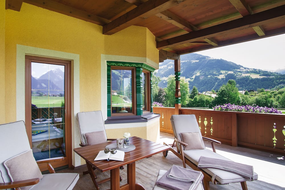 Apartment (Panorama Lounge) - Balcony