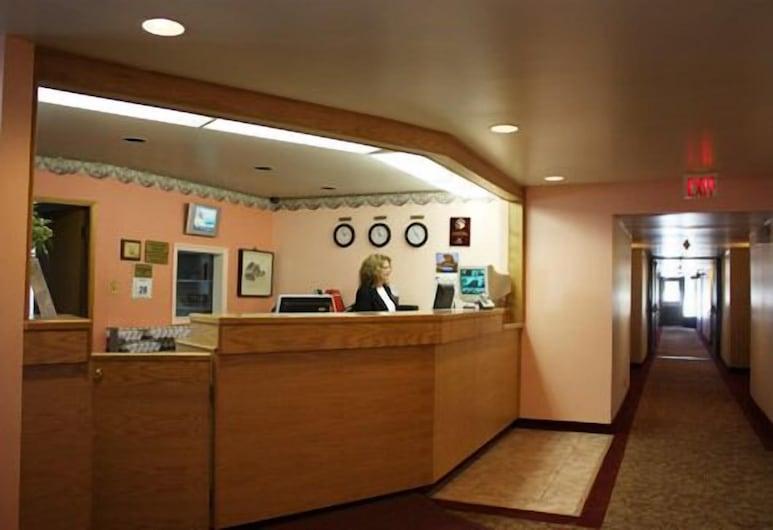 Redwood Motor Inn, Brandon, Lobby