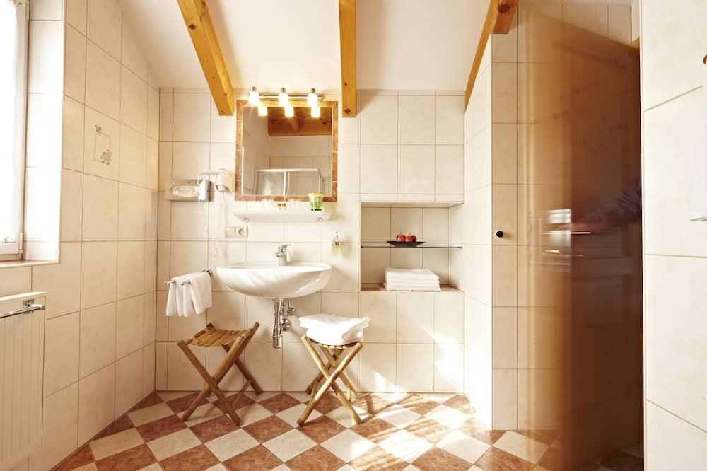 חדר קומפורט זוגי, חדר שינה אחד - חדר רחצה