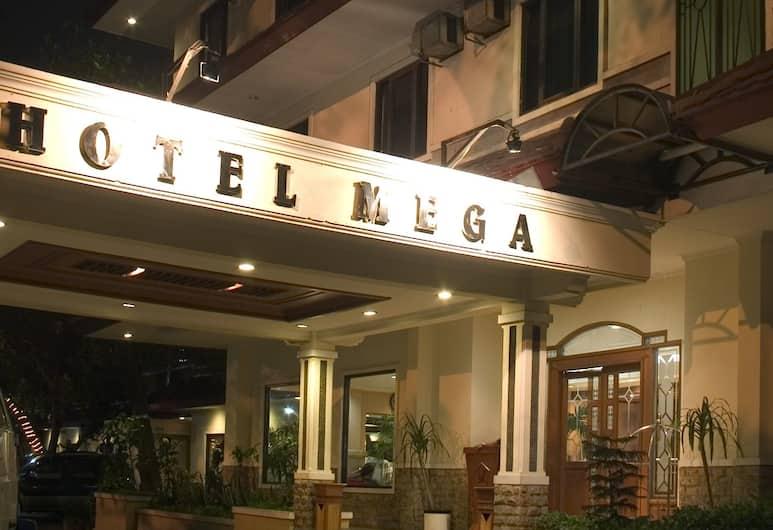Hotel Mega Proklamasi, Jakarta, Hotel Front – Evening/Night