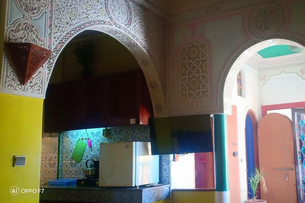 Traditional - kahden hengen huone - Oleskelualue