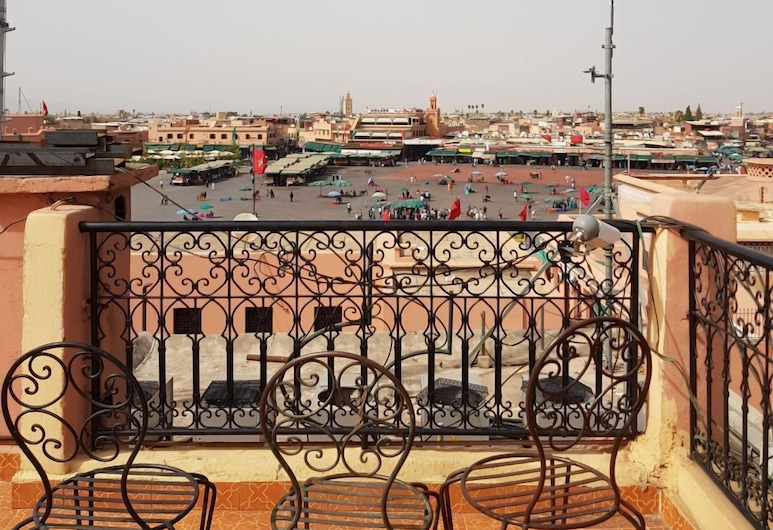 Hotel Ali, Marrakesh, Spa