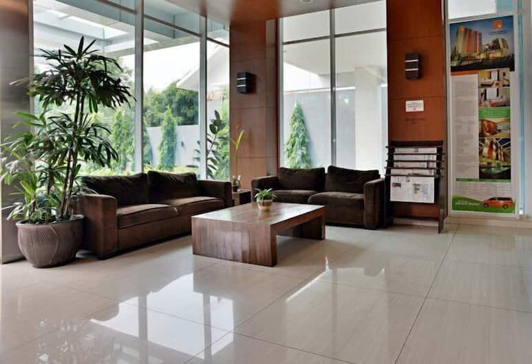 V Hotel Tebet, Jakarta, Jakarta, Ruang Duduk Lobi