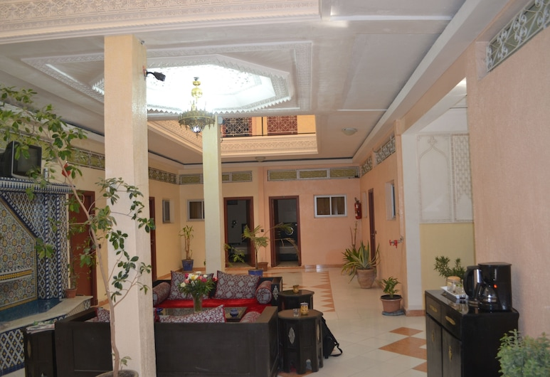 Hotel Narjisse, Marrakesch