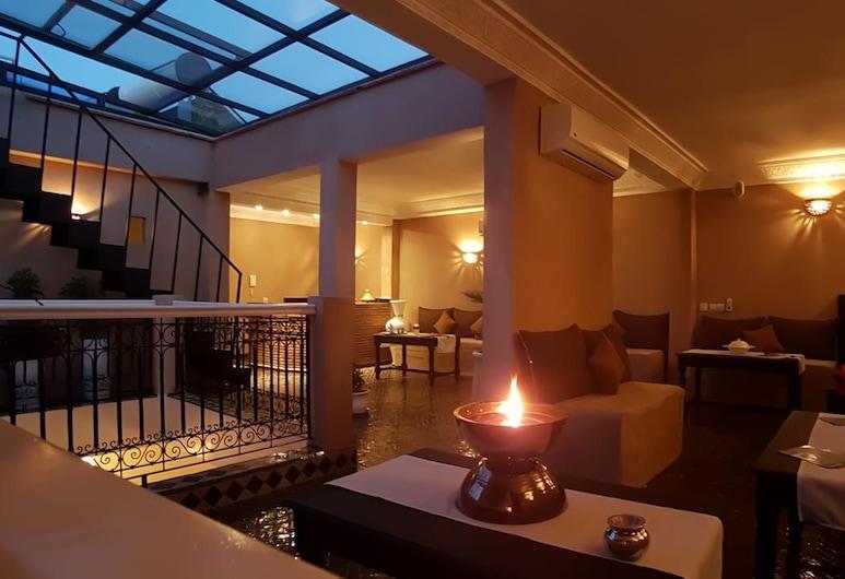 里亞德公主沙漠酒店, 馬拉喀什, 陽台