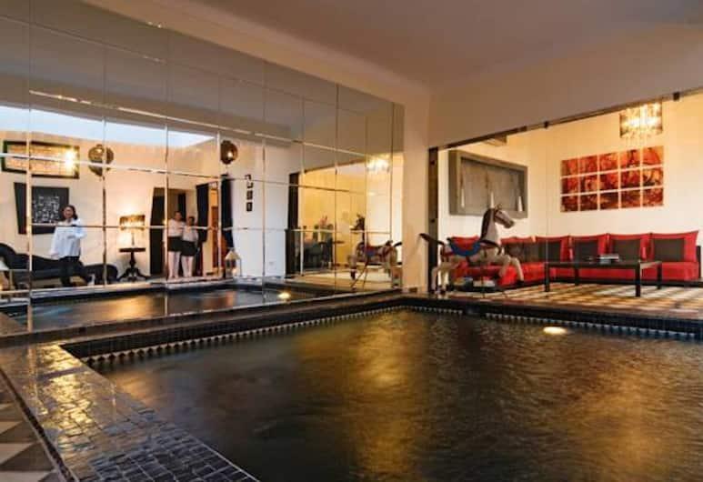 里亞德伊麗莎白酒店, 馬拉喀什, 室內泳池