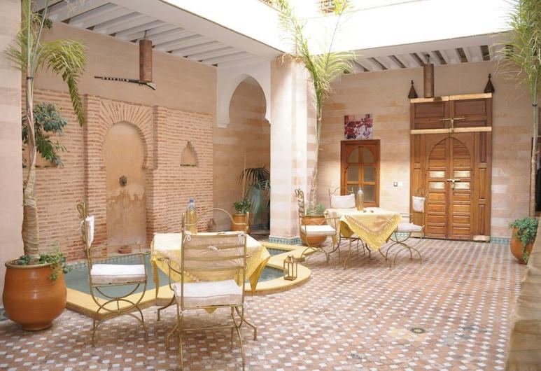 里亞德夏訥茲酒店, 馬拉喀什