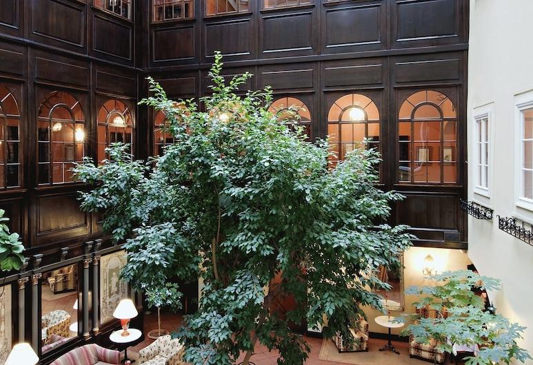 König von Ungarn, Wien, Lobby-Lounge