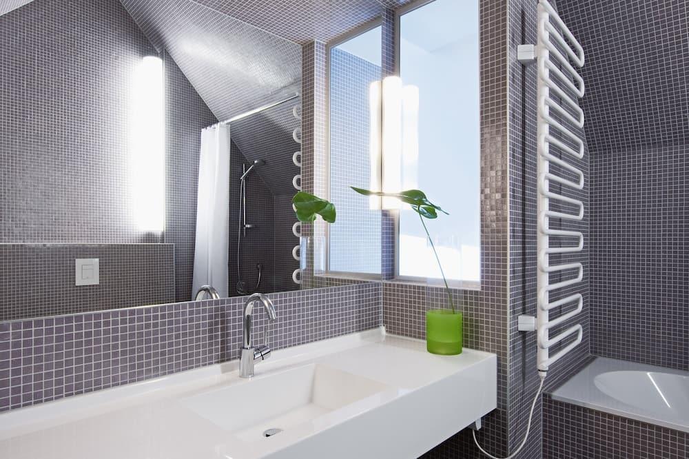 ห้องสวีท, วิวเมือง (Penthouse) - ห้องน้ำ