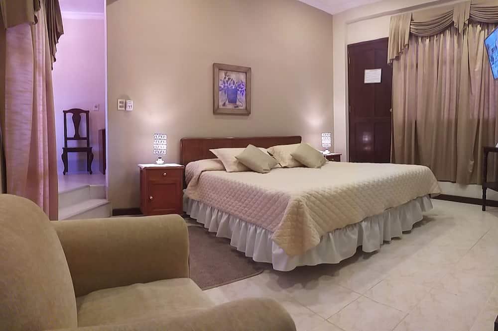 Suite Eksekutif, 1 Tempat Tidur King, dapur - Foto Unggulan