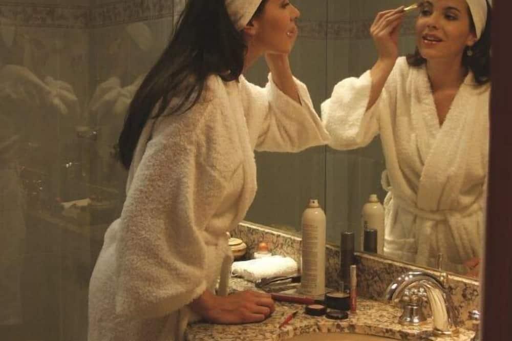 Phòng đơn Superior - Phòng tắm