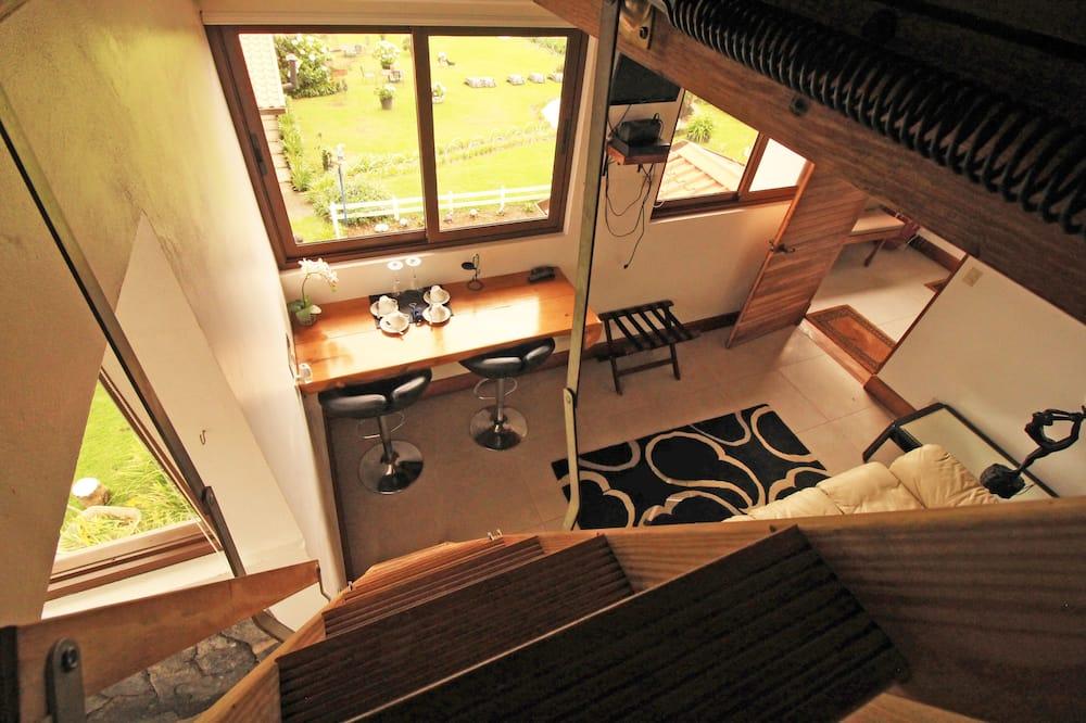 غرفة سوبيريور - منطقة المعيشة