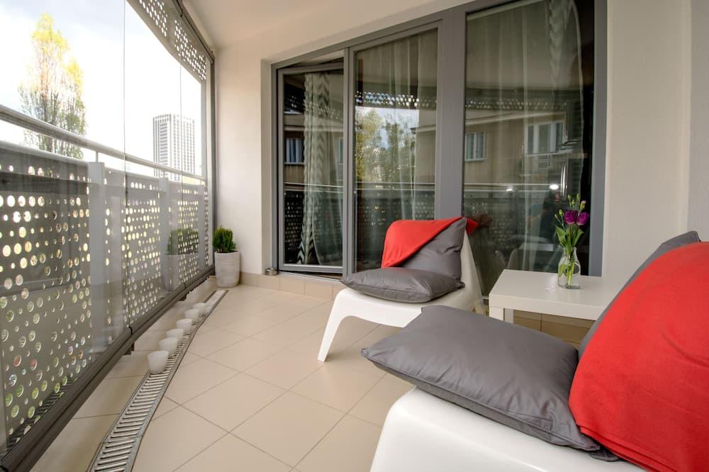 Deluxe Apartment, 1 Bedroom, Balcony - Balcony