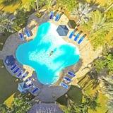 Penthouse Exclusiva, 2 Quartos, Vista Piscina, Junto à Praia - Vista do Quarto