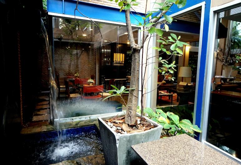 シーロム コンベント ガーデン, バンコク, テラス / パティオ