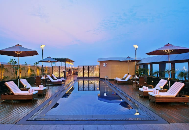 Crystal Sarovar Premiere Agra, Agra, Outdoor Pool