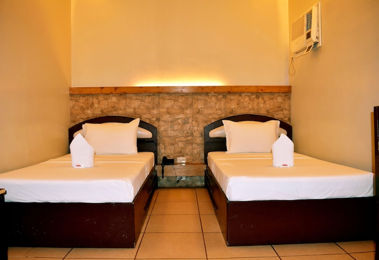 Hotel Nicanor, Dumaguete, Grand Twin Room, Guest Room