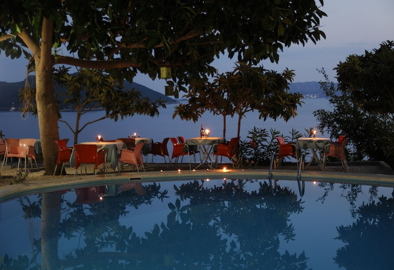 Kas Maki Hotel, Kas, Outdoor Pool