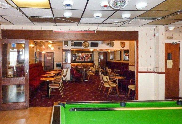 Allandale Hotel, Blackpool, Hotelbar