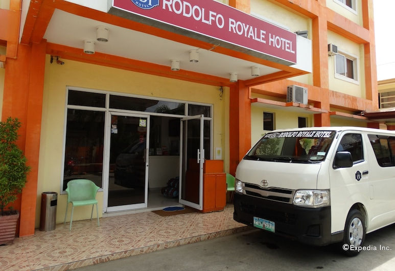 Rodolfo Royale Hotel, Puerto Princesa