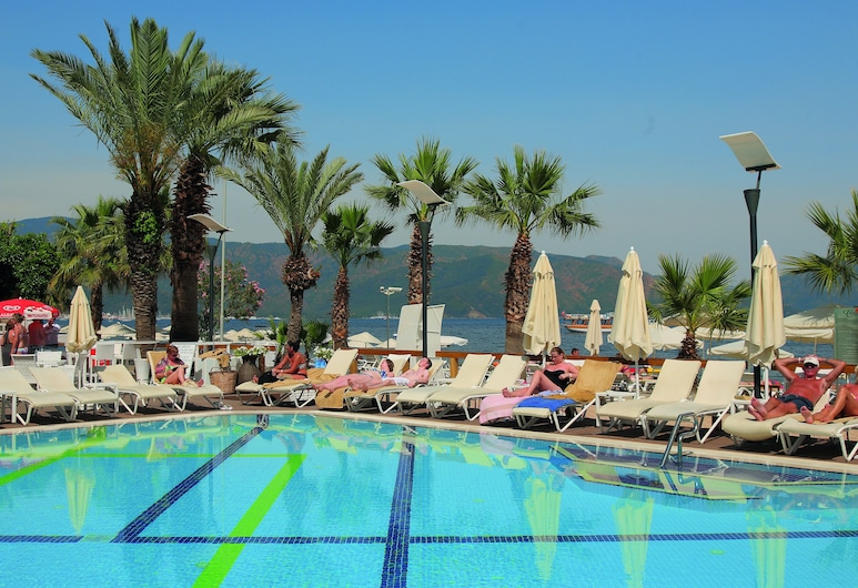 Cettia Beach Resort - Adults Only, Marmaris, Piscina Exterior