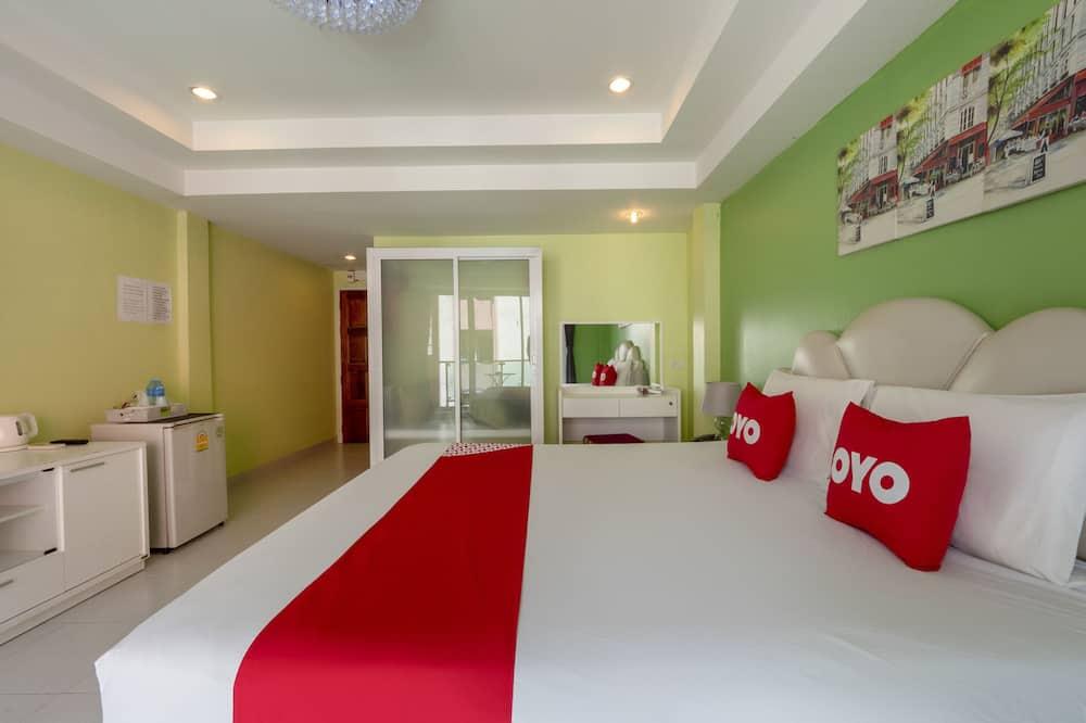 Premier szoba kétszemélyes ággyal - Vendégszoba