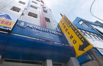 Hình ảnh Metro City Hotel tại Colombo